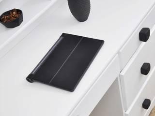 Ceramics handles - Cube - colour black matt glaze Viola Ceramics Studio ArteAltri oggetti d'arte Ceramica Nero