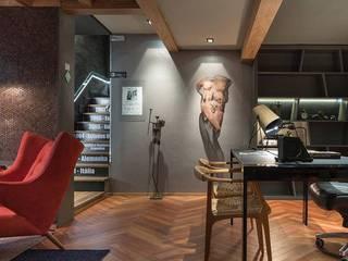Home Office: Escritórios e Espaços de trabalho  por Eduardo Luizi