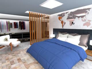 Room: Closets  por Eduardo Luizi