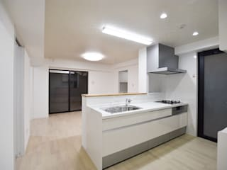 Style Create Built-in kitchens White