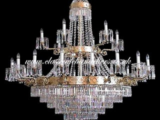 Palacial Chandeliers Classical Chandeliers 臥室照明