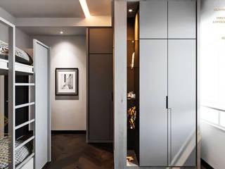 Condominium—KELANTAN,Malaysia: modern  by Enrich Artlife & Interior Design Sdn Bhd, Modern