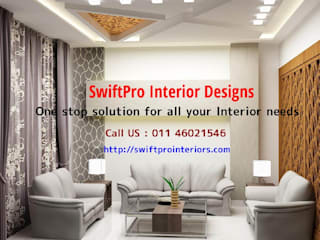 de Swiftpro Interior Designers in Delhi