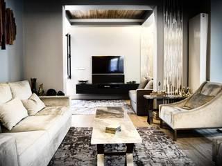 HePe Design interiors – Salon:  tarz Oturma Odası