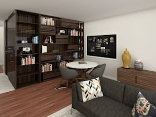 Design De Interiores ​Apartamento em Matosinhos No Place Like Home ®