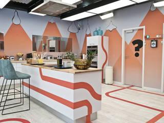 Cozinha:   por EMME Atelier de Interiores
