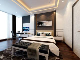 Hoteles de estilo  por Elora Desain, Moderno