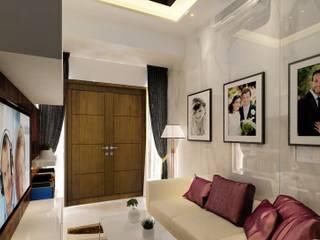 Salas / recibidores de estilo  por Elora Desain, Moderno