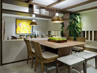 Sala de Jantar:   por Rosane França Arquitetura