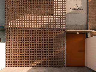 Reforma escritório de engenharia em São Paulo Espaços comerciais industriais por Estudio Piloti Arquitetura Industrial