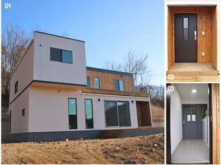 40평 이동식목조주택 #나만의 개성있는 집 #전원주택: TINYHOME의