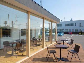 MACHEN マッフェン 古川南店: トコツク建築設計事務所が手掛けた商業空間です。