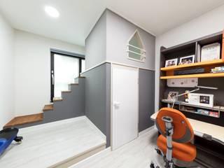 Boys Bedroom by Design Mind Mirae