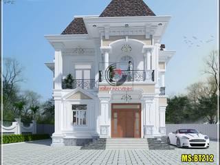 Kiến An Vinh Casas de estilo clásico