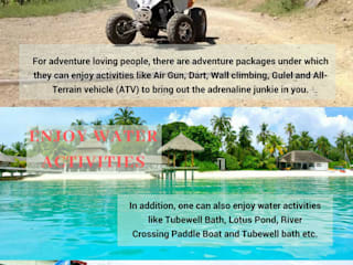 Adventure Activities near Delhi NCR with TheRurbanVillage:   by Places to Visit near Delhi- TheRurBanVillage
