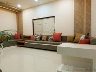 Interior of Residence for Mr. Chandrashekhar R: minimalist  by ABHA Design Studio,Minimalist