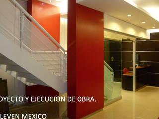 RECEPCION: Edificios de Oficinas de estilo  por RECREA ARQUITECTURA Y CONSTRUCCION