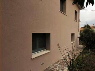 Interior design di villa privata, Foligno (PG) Case moderne di Fabricamus - Architettura e Ingegneria Moderno