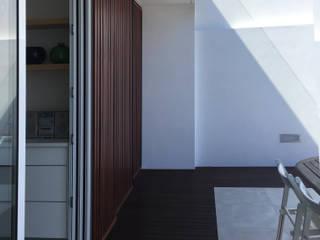 Remodelação de Habitação em Légua- Ílhavo Casas modernas por GAAPE - ARQUITECTURA, PLANEAMENTO E ENGENHARIA, LDA Moderno