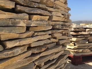 Lajes de pedra natural, calcário rústico :   por Pedra Rústica Jorge Anastácio
