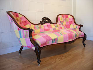 Strawberry Fields Standrin Living roomSofas & armchairs Solid Wood Multicolored