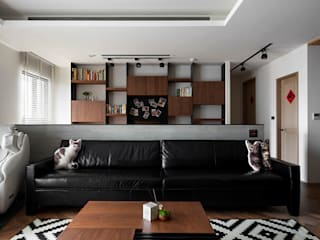 Living room by 邑田空間設計, Classic