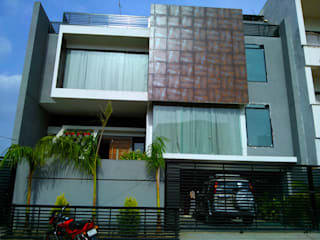 RESIDENTIAL BUILDING by LOTUS CIVITECH