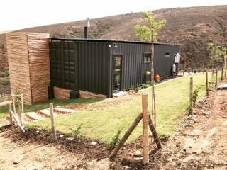 Casas prefabricadas de estilo  por Berman-Kalil Housing Concepts