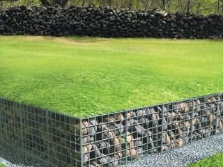 Jardineria:  de estilo  por Gaviones Cubica