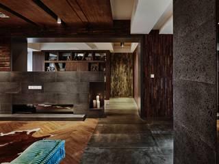 侘寂宅居 根據 大湖森林室內設計 古典風