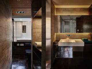 侘寂宅居 根據 大湖森林室內設計 古典風 銀/金