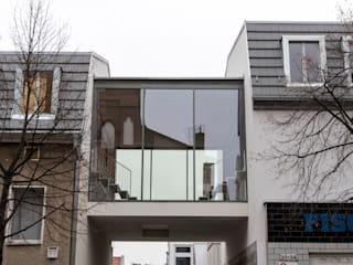 Casas modernas de sopha Fietzek von Dreusche Partnerschaft GmbB Moderno