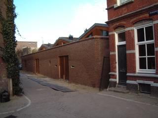 woon-werkunit Prinseneiland 36-38 Amsterdam van Studio Y architecten Industrieel