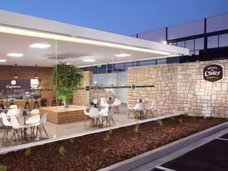 Espaço Comercial: Pavimentos  por PRX Gabinete de Arquitectura, Lda