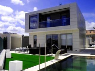 Casas Prefabricadas de Hormigón:  de estilo  de Casas Prefabricadas