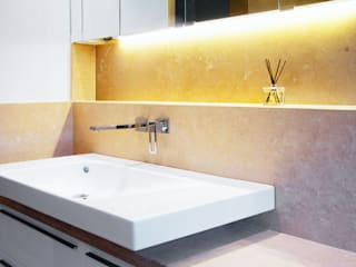 Modern bathroom by mihome Modern