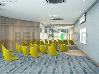 OF1705 MODERN CO-WORKING/ BEL DECOR bởi Bel Decor