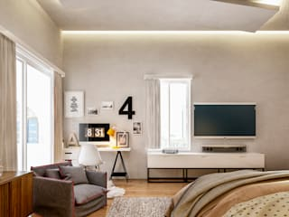 Contemporary Style :   by PENCIL STUDIO