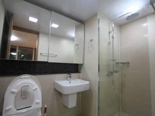 정관 동원2차: 에스디자인의  욕실