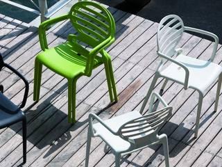 Cadeiras de restauração por Soespaço Moderno