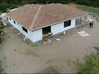 CASA ALCALDE Casas de estilo rural de ATELIER3 Rural