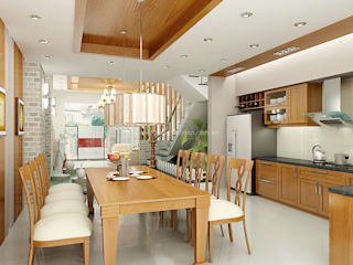 modern  by Việt Architect Group , Modern