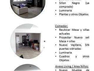 OOST / Sabrina Gillio Living room