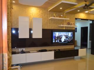 Livings de estilo  por Vdezin Interiors