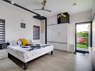 by Ashwin Architects In Bangalore