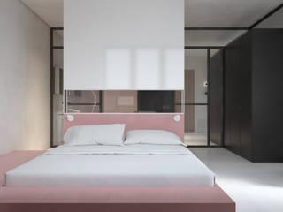 PP4: Спальни в . Автор – KDVA Architects