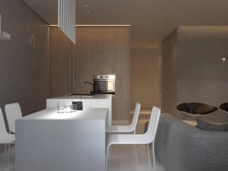 FI5: Кухни в . Автор – KDVA Architects, Скандинавский