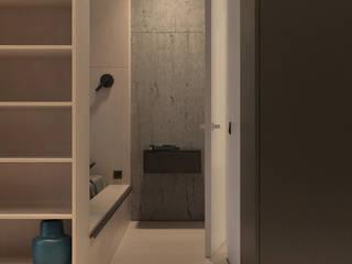 RP3: Спальни в . Автор – KDVA Architects