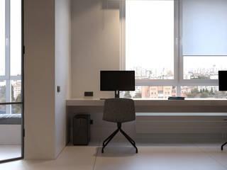 RP3: Рабочие кабинеты в . Автор – KDVA Architects
