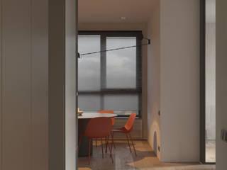 LZ3: Коридор и прихожая в . Автор – KDVA Architects
